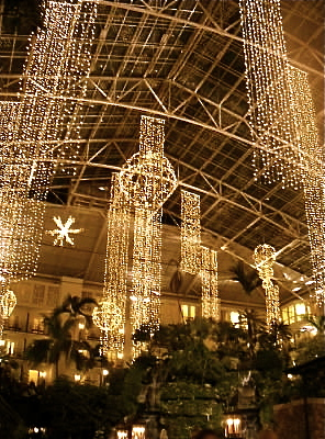 Gaylord Opryland Winter