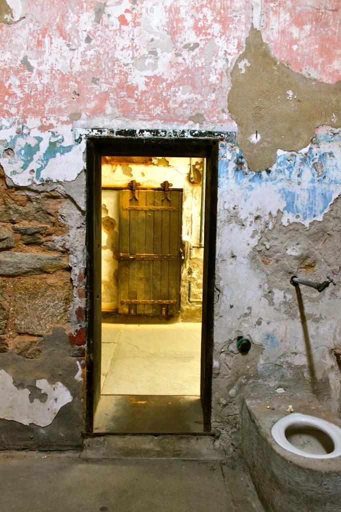 eastern state penitentiary philadelphia pennsylvania