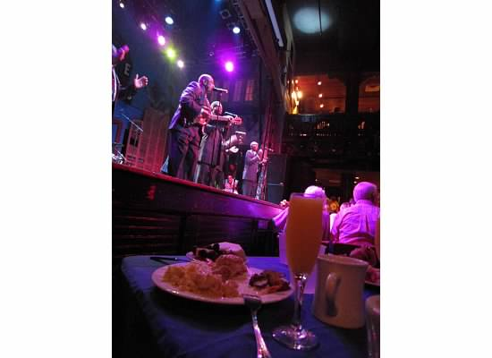 house of blues sunday gospel brunch new orleans