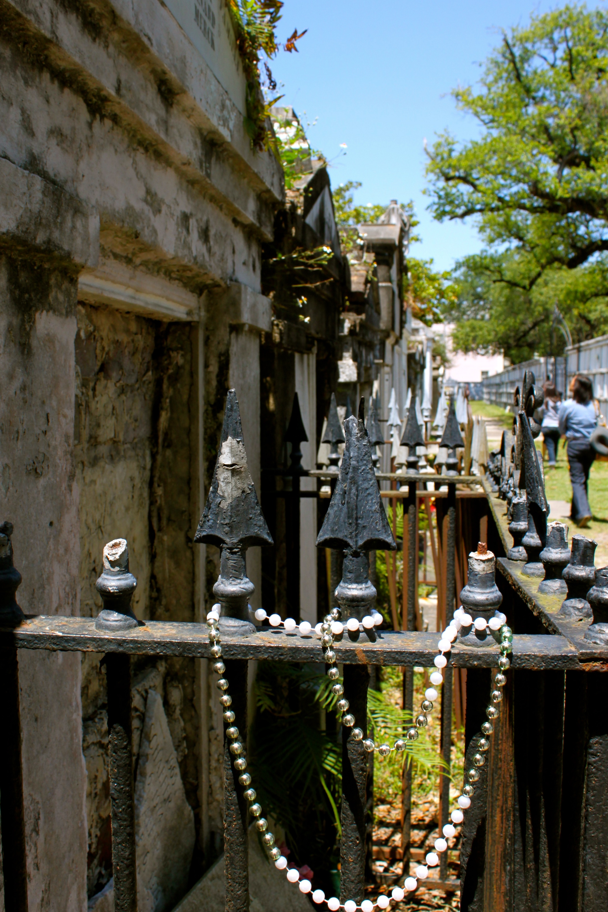 lafayette cemetery new orleans louisiana