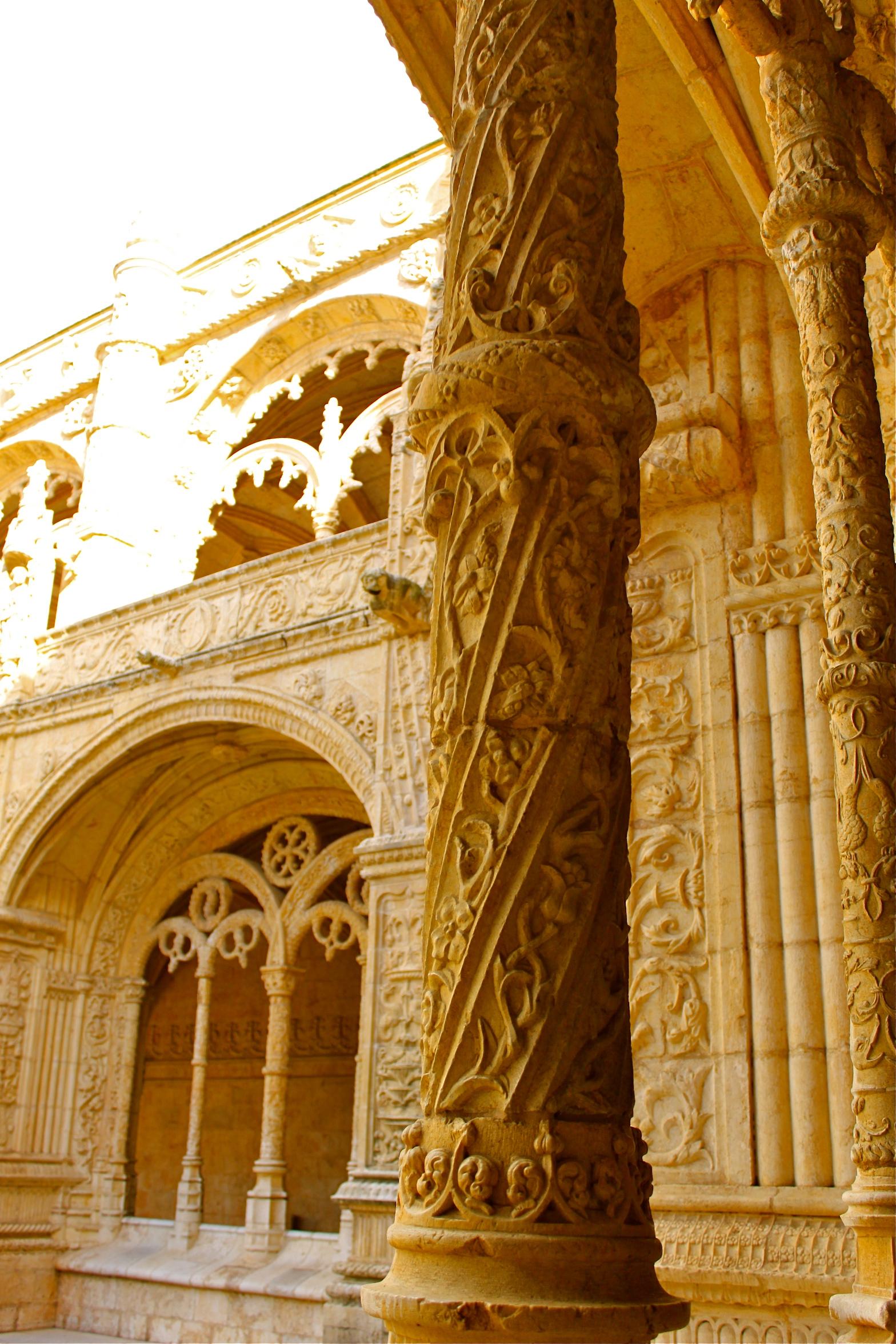 jeronimos monasterio belem portugal