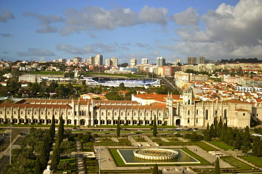 belem portugal jeronimos monastery