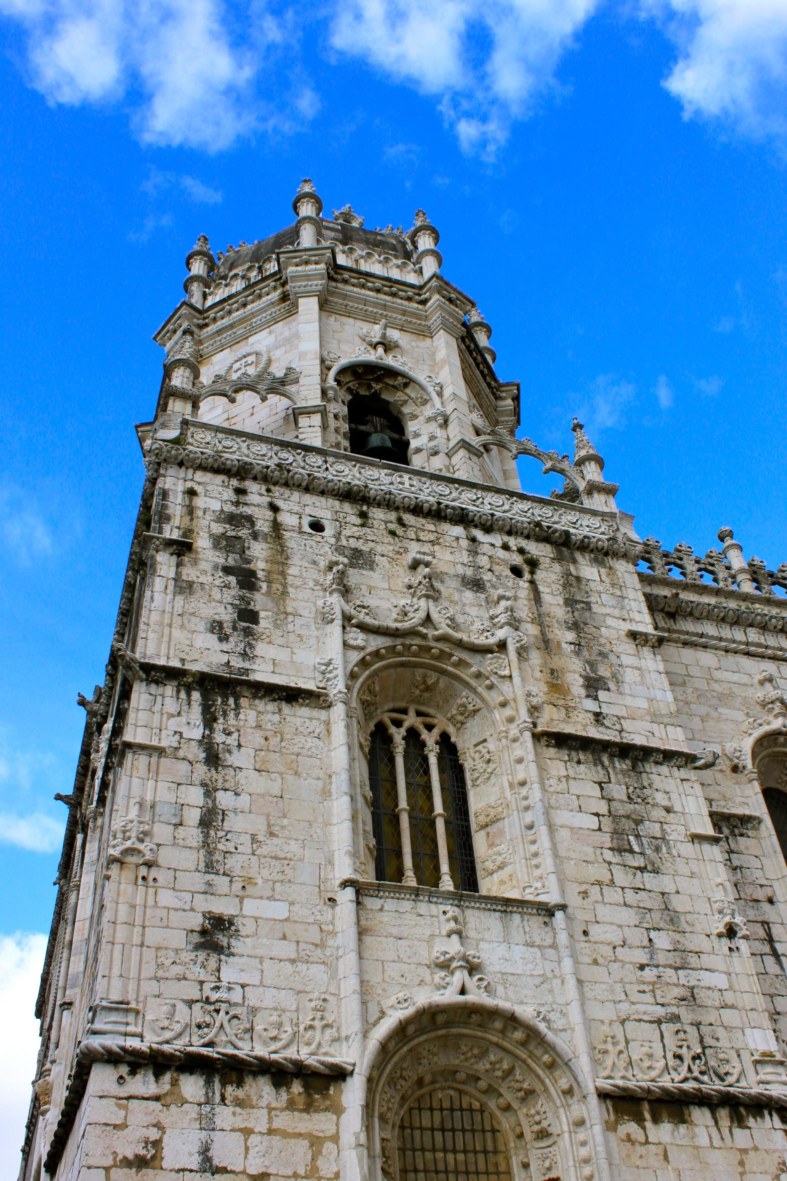 jeronimos monastery belem portugal