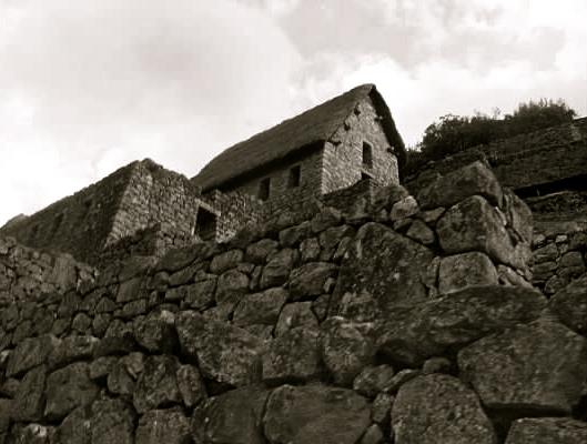 watchman's hut machu picchu peru