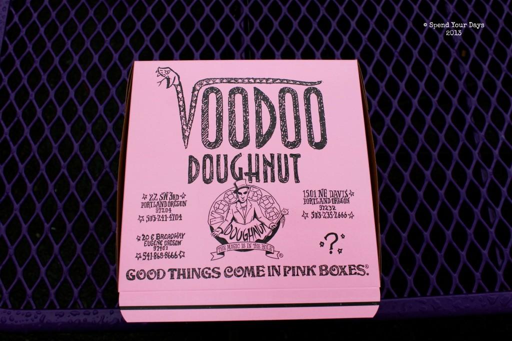 voodoo doughnut portland or