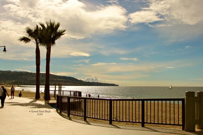 strand redondo beach california