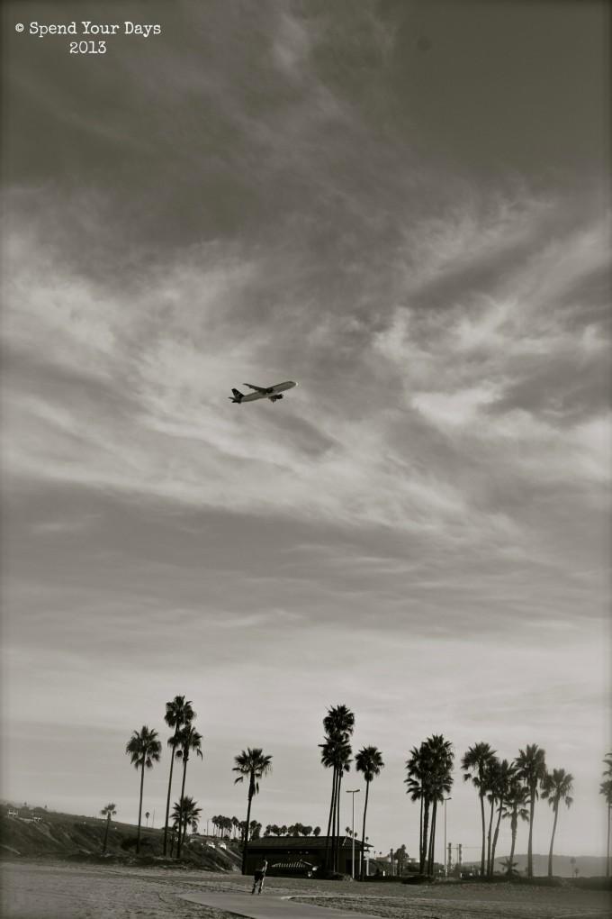 marvin braude bike path lax plane dockweiler california