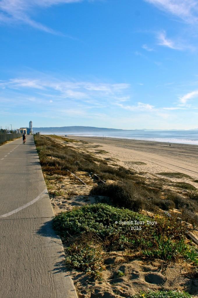 marvin braude bike path el segundo beach california