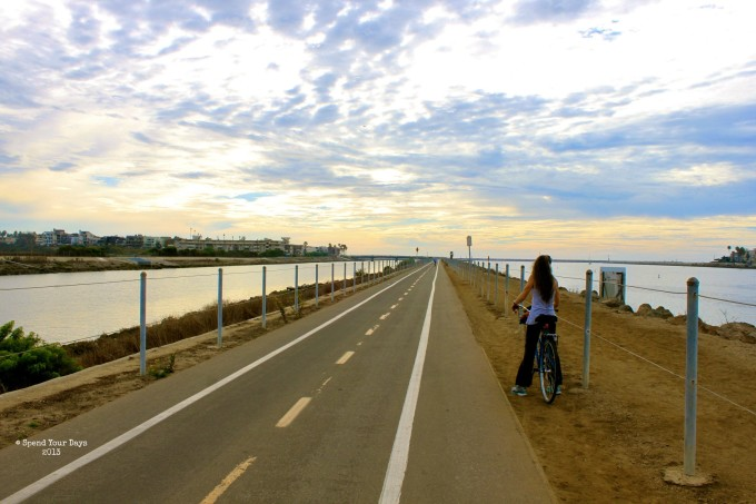 marvin braude bike path marina del rey california