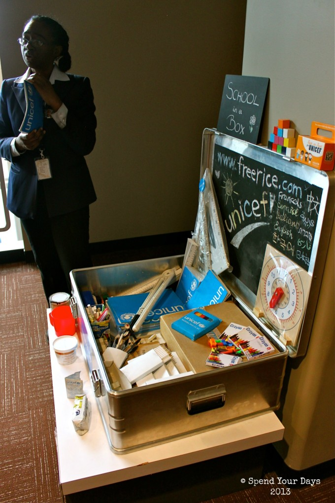 unicef classroom in a box