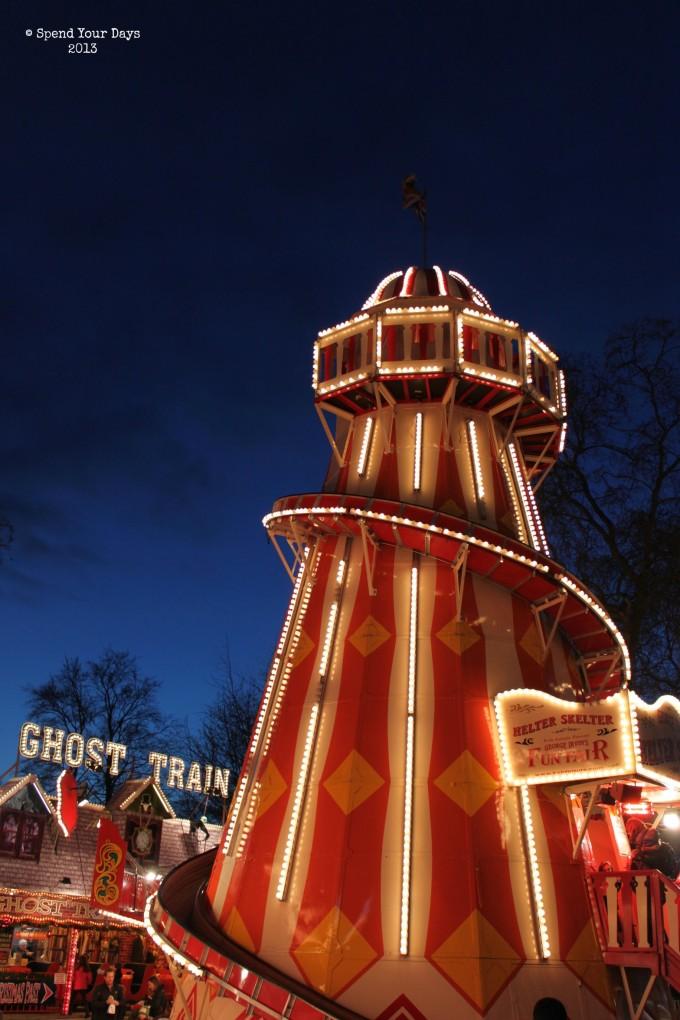 london england uk christmas fair