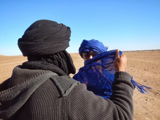 morocco berber turban