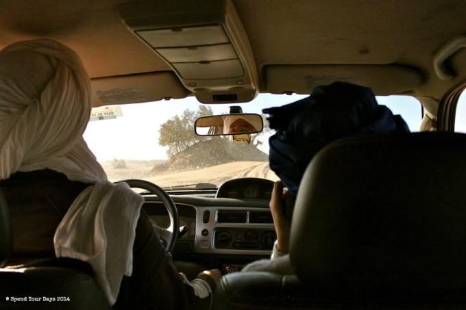 morocco erg chigaga sahara drive luxury camp