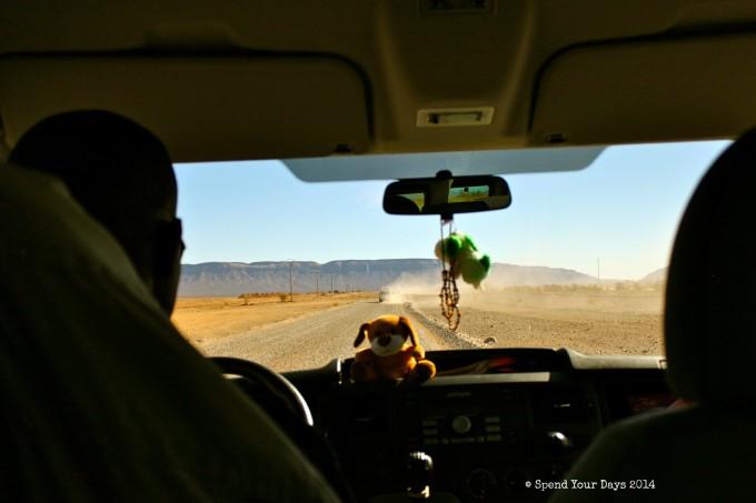 Morocco Ouarzazate to Sahara