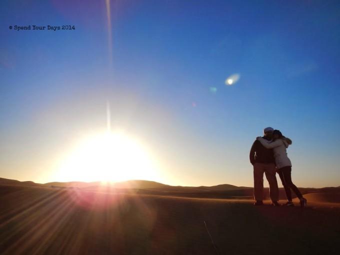 morocco sahara erg chigaga dunes
