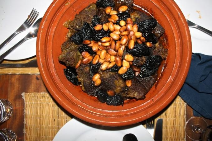 morocco lamb tajine