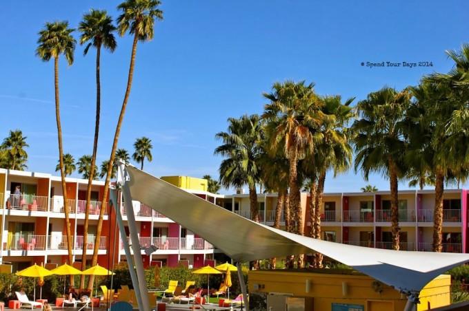 saguaro palm springs california