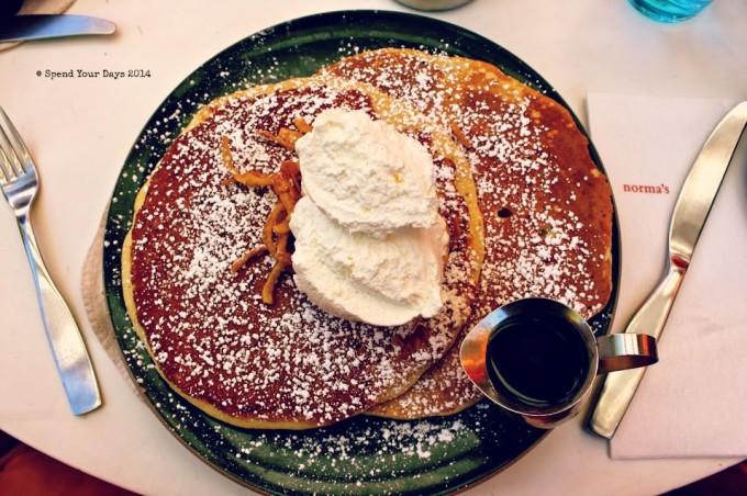 normas parker palm springs pancakes