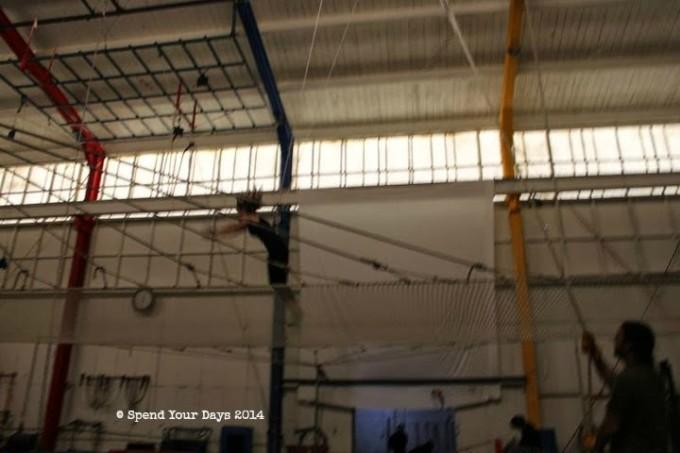 trapeze arts oakland ca