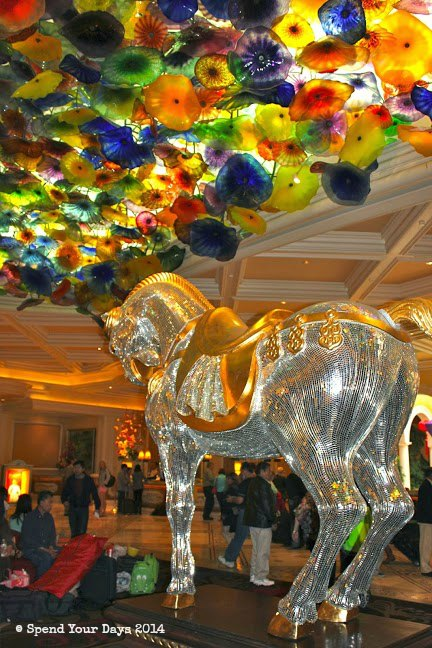 chinese new year bellagio las vegas