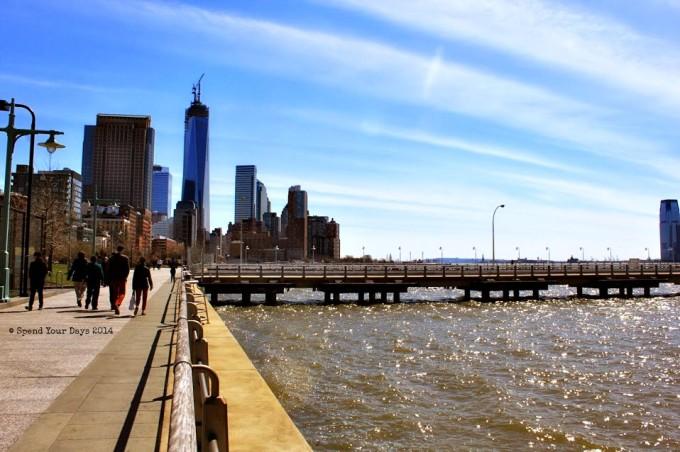 hudson river park new york city