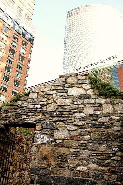 irish hunger memorial new york city