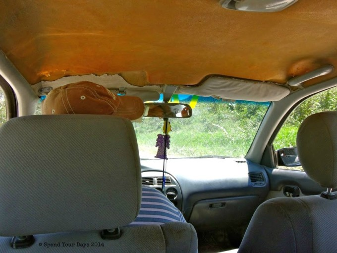 san ignacio belize taxi