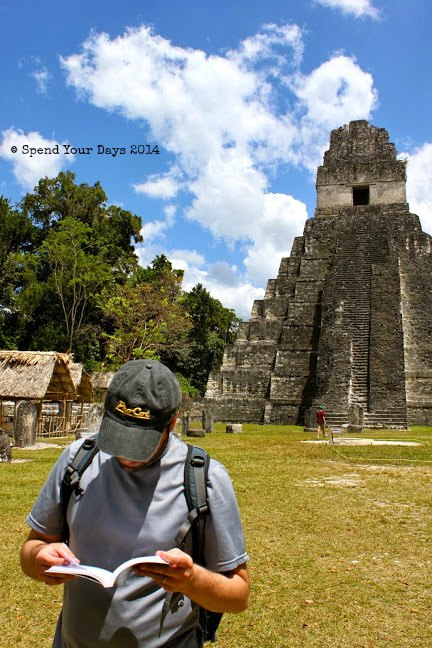 tikal guatemala temple of great jaguar