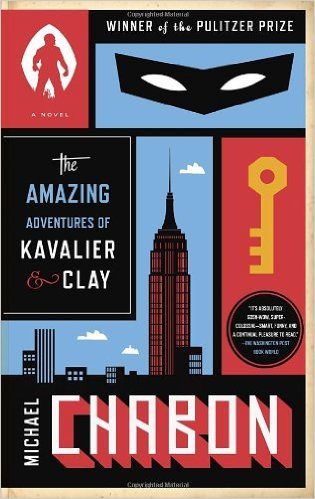 michael chabon amazing adventures of kavalier and clay book