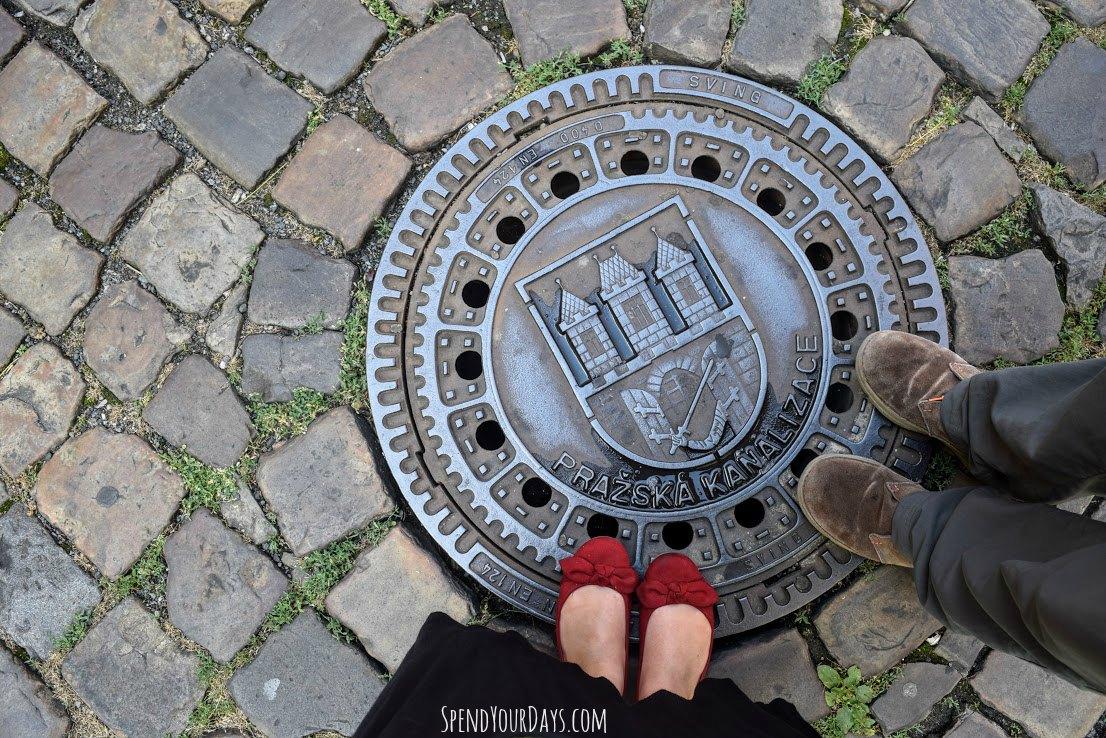 feet prague czech republic