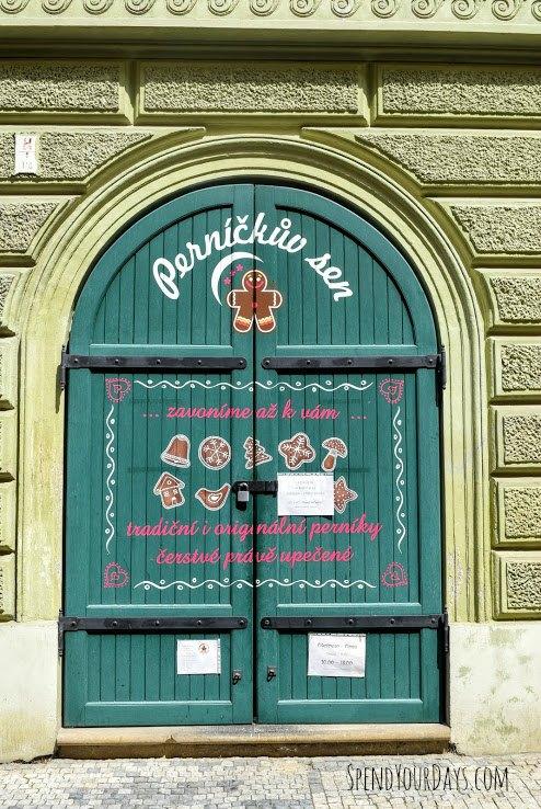 gingerbread prague czech republic
