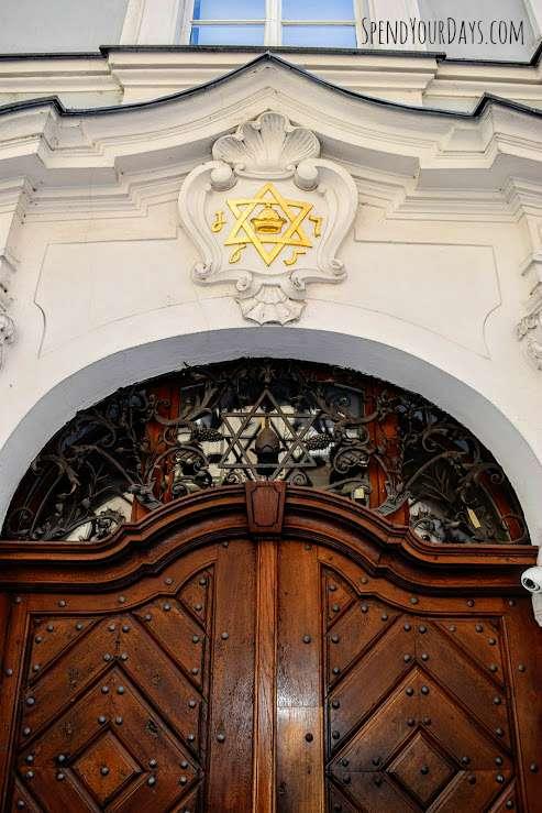 synagogue prague czech republic